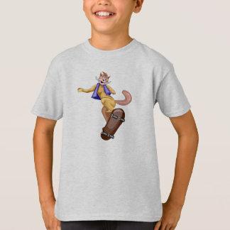 Skateboarder Cat Skateboarding Fun Skateboard T-Shirt