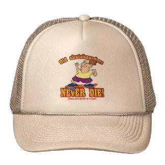 Skateboarders Mesh Hat