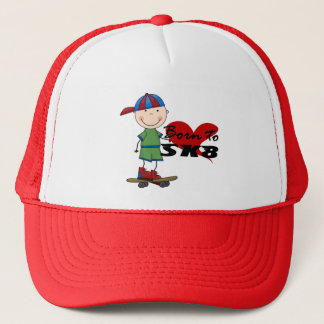SKATEBOARDING - Boy in Baseball Cap