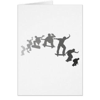 Skateboarding Cards