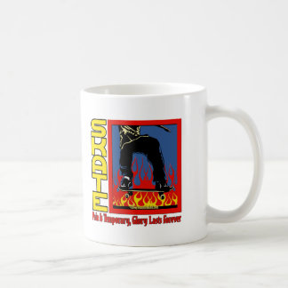 Skateboarding Classic White Coffee Mug