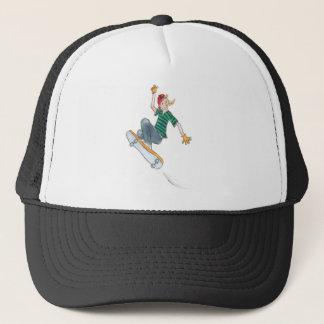 Skateboarding Hat