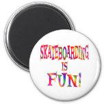 Skateboarding is Fun
