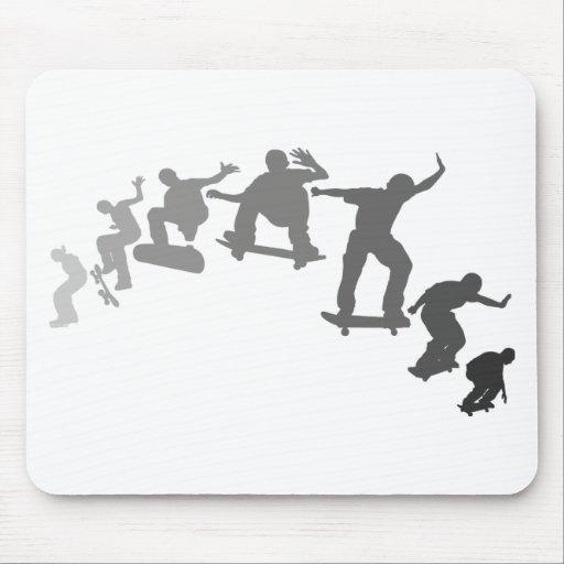Skateboarding Mouse Pads