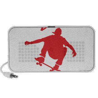 Skateboarding Notebook Speaker