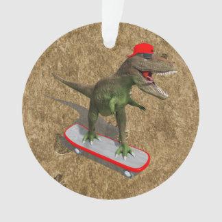 Skateboarding T-Rex