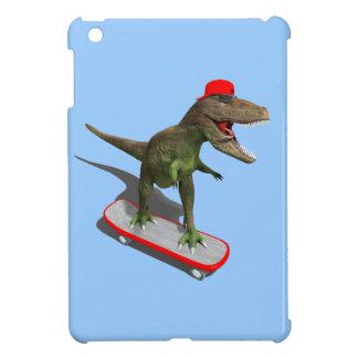 Skateboarding TRex iPad Mini Case