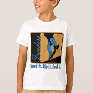 Skateboarding Tshirt