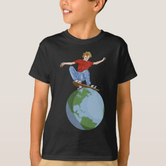 Skateboarding World T-Shirt