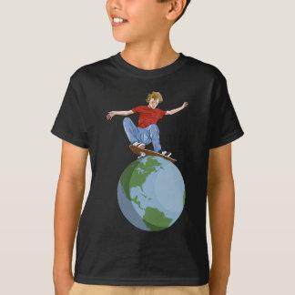 Skateboarding World T-Shirt