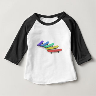 Skateboards Baby T-Shirt