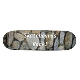 Skateboards Rock! Multi-size Competition Cruiser