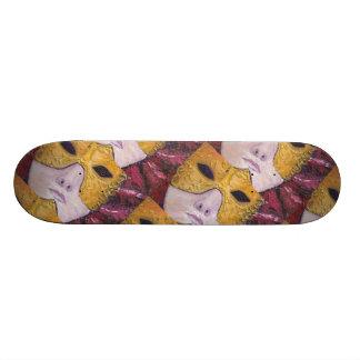 Skatebord masquerade 21.6 cm skateboard deck