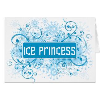 SkateChick Princess Greeting Card