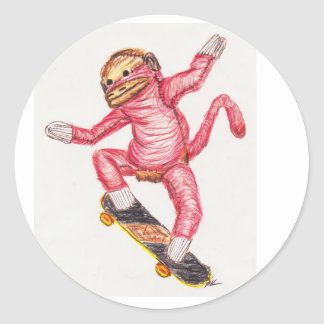 skatemonkey 003 stickers