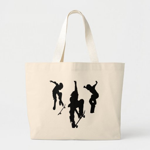 Skater Canvas Bag