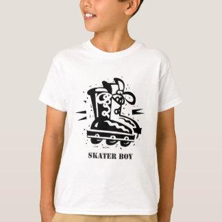 Skater Boy - Rollerblading Shirt