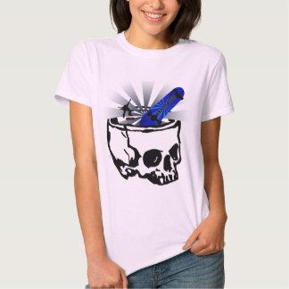 Skater Brain Tee Shirt