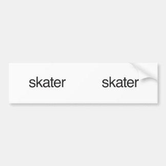skater bumper stickers