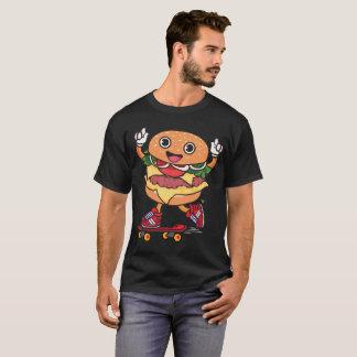 Skater Burger T-Shirt