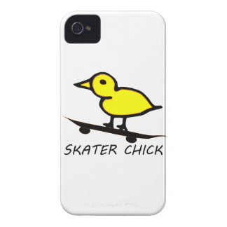 Skater Chick Case-Mate iPhone 4 Cases