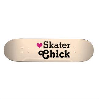 Skater Chick Custom Skate Board