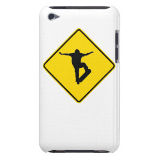"""Skater"" design Apple product cases and sleeves iPod Touch Cover"
