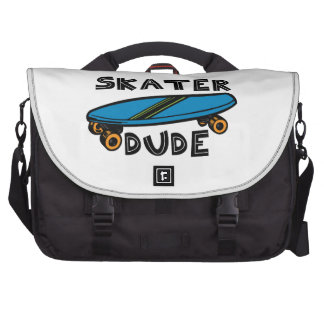 Skater Dude Computer Bag