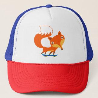 Skater Fox Cap