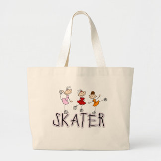 Skater Girl T-shirts and Gifts Canvas Bag