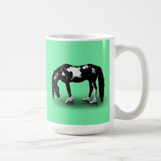 Skater Horse Mug
