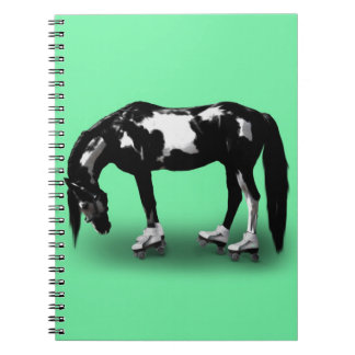 Skater Horse Notebooks