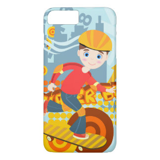 Skater iPhone 7 Plus Case