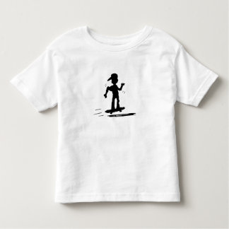 Skater Kid - nd Toddler T-Shirt