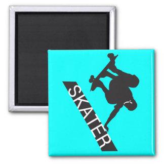 Skater Fridge Magnet