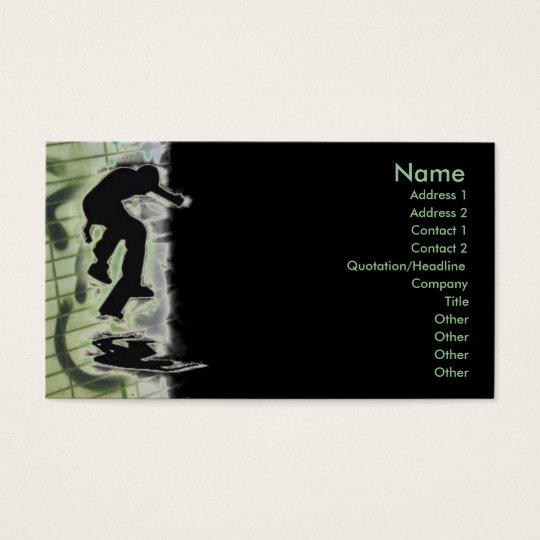 Skater Profile Card