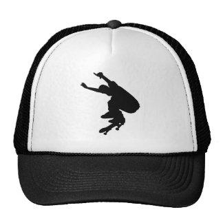 Skater Silhouette Cap