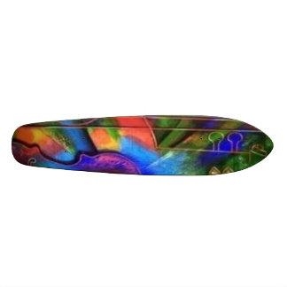 skater custom skateboard
