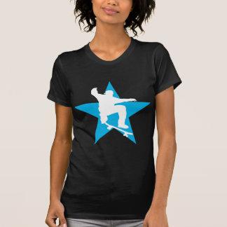 Skater star tee shirt