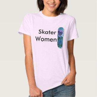 Skater Women Tee Shirt