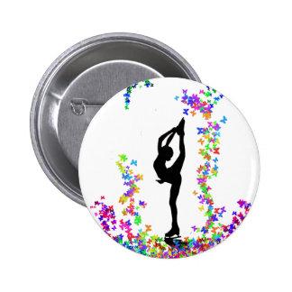 skaterbielmann 6 cm round badge