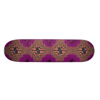 Skater's Cross Skateboard
