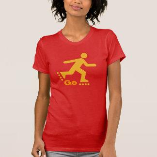 Skaters Design, Go skating T-Shirt