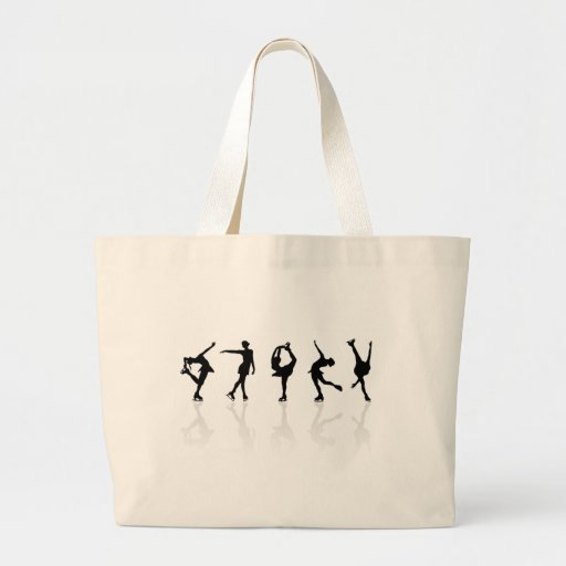 Skaters & Reflections Tote Bag