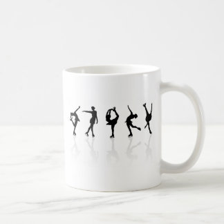 Skaters Reflections Coffee Mugs