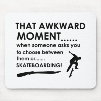 Skating Sports Designs Mouse Pad