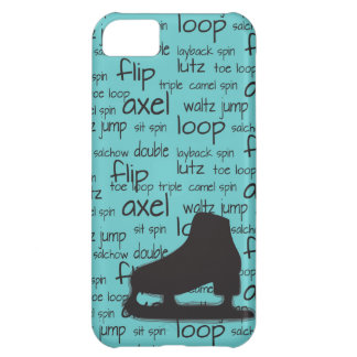 Skating Terms with Skate iPhone Case iPhone 5C Case