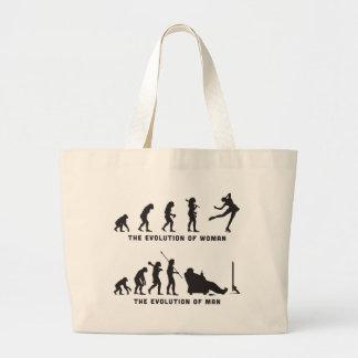 Skating Jumbo Tote Bag