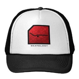 Skatology - Victorian Snapback Hats