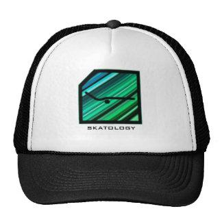 Skatology - Viridian Snapback Mesh Hats